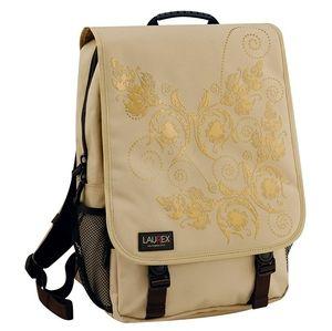Beige Laurex Backpack